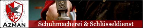 Schuhmacherei, Schilderservice und Schlüsseldienst München Solln